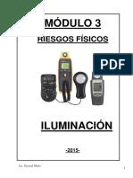 Tercer Modulo Iluminación 2015