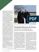 Nashotah Renews Roots