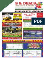 Steals & Deals Southeastern Edition 4-14-16