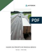 Hands on Rodovia Básico 1Edição