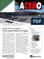 Alma de Acero - Gerdau AZA - 2003 - Enero