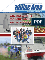 March/April 2016 Cadillac Area Business Magazine