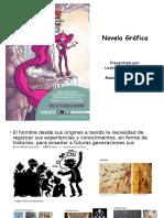 Novela Grafica o Comics