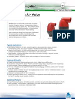 Bermad C10 Air Valve