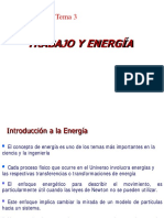 Clase 3 - Trabajo Energia