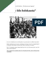 Castle Hill Publishers - Nije Bilo Holokausta