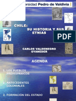 1.- Chile Su Historia y Sus Etnias