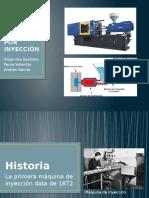 Tipos de Maquinas de Inyección