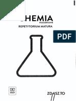 Zdasz to Matura 2015 Repetytorium Matura Chemia Rozszerzenie
