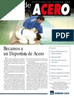 Alma de Acero - Gerdau AZA - 2004 - Mayo