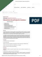 Mecanismos de Participación Ciudadana _ Banrepcultural