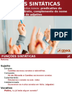 Ae p10 Funcoes Sintaticas