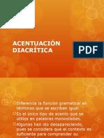 ACENTUACIÓN+DIACRÍTICA+Y+PUNTUACION