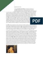 Actores Epoca Moderna-Leonardo Davinci