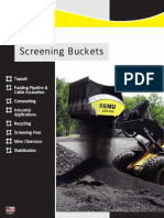 REMU ScreeningBucket