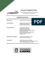 Linguística Rio vol.2 n.2