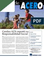 Alma de Acero - Gerdau AZA - 2005 - Septiembre