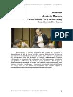 Entrevista com José Junca de Morais