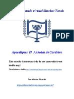 Apocalipses19- As Bodas Do Cordeiro