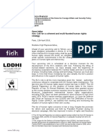 2016.04.12_FIDH-LDDHI-DHRC Letter to EU on Human Rights in Iran