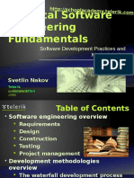 3. Software Engineering Fundamentals