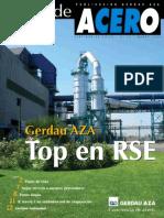Alma de Acero - Gerdau AZA - 2006 - Marzo