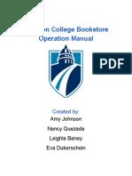 madisoncollegebookstoreoperationmanual