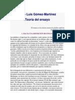 José Luis Gómez QUÉ ES ENSAYO.pdf