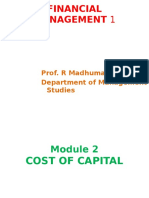 Module 2_cost of Capital