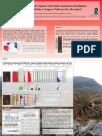 Recent imprint of El Niño-Southern Oscillation variability in Laguna Pallcacocha (Ecuador)
