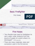 PFD - firehoses