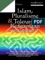 Islam Pluralisme Toleransi Keagamaan