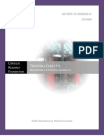 Temporal Concepts CRF RDTE TR 20090202 01