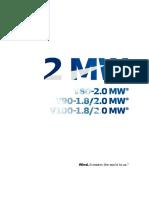 Vestas VetrogeneratoriUntitled Document