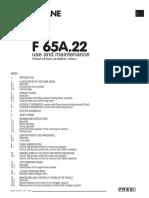 Fassi CraneF65A