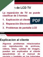 Proceso de Reparacion de TV