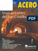 Alma de Acero - Gerdau AZA - 2007 - Julio