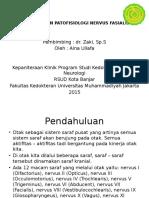 Anatomi dan faal n.facialis