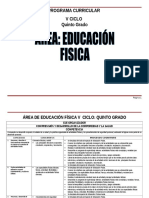 7 EDUC FISICA 5º Grado RUTAS.doc