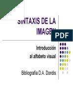Resumen Sintaxis de la imagen