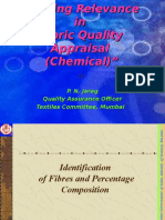 Chemical Testing for Fabric