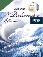 Almine.dreamDictionary 2nd Ed