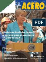 Alma de Acero - Gerdau AZA - 2007 - Noviembre