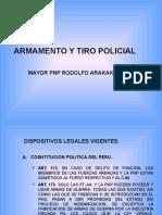 Armamento y Tiro Policial