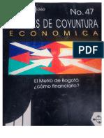 Revista debates de conyuntura economica nº47