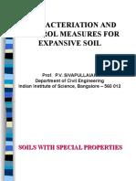 DrPVS Expansive Soil