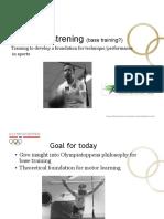 basistrening presentasjon ntg 2015-engelsk