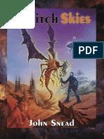 Eldritch Skies - Core Rules