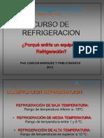 Principios Fisicos Aplicados a La Refrigeracion.