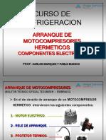 Arranque Motocompresores